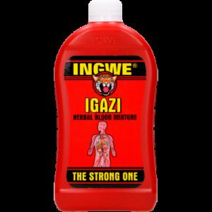 Ingwe Igazi